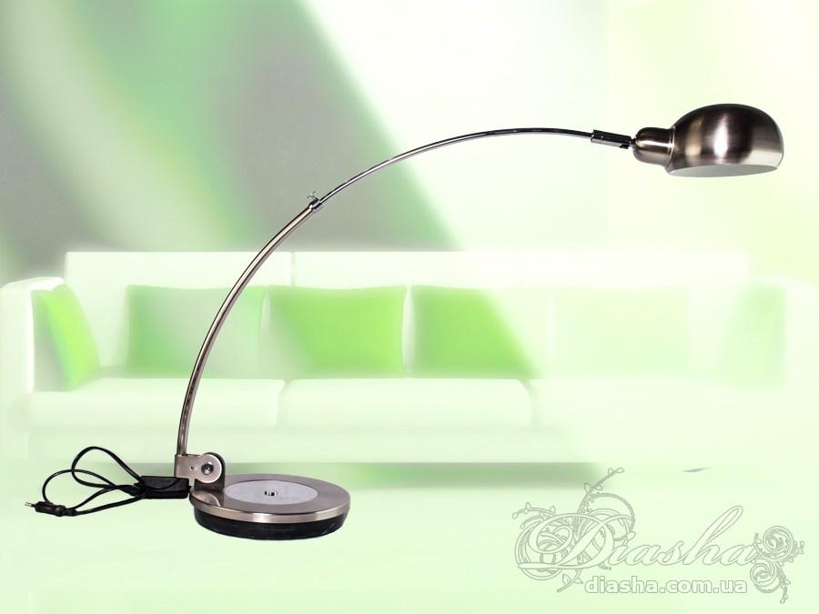 Элегантная современная настольная лампа идеально подойдет как для офиса так и для дома.