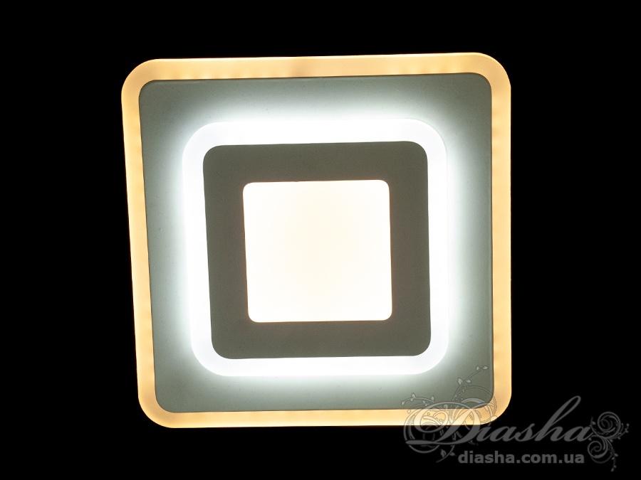 Светодиодный светильник настенно-потолочный 18WСветодиодные бра, светодиодные панели, Светодиодные люстры, Светильники-таблетки