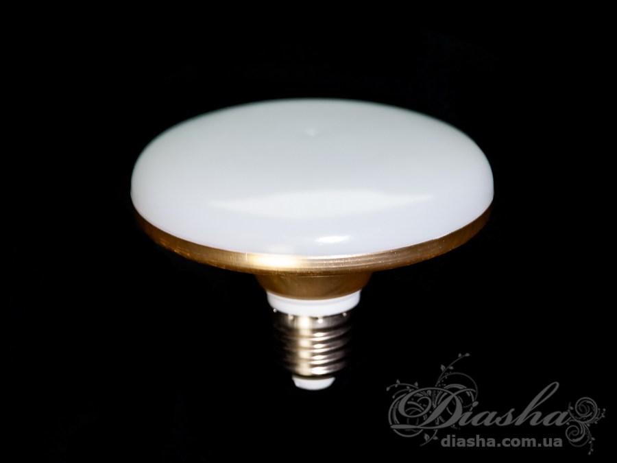 Светодиодная лампа идеально подходящая к светильникам в стилях лофт и минимализм