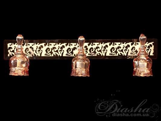 Подсветка для зеркала на 3 лампыСпоты, Источники направленного света