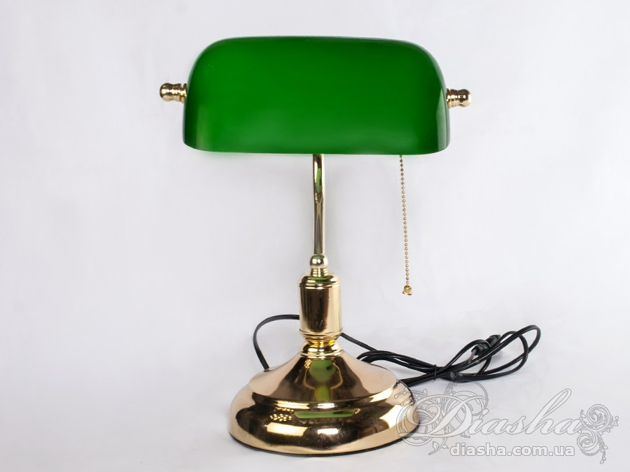 Банкирская лампаНастольные лампы