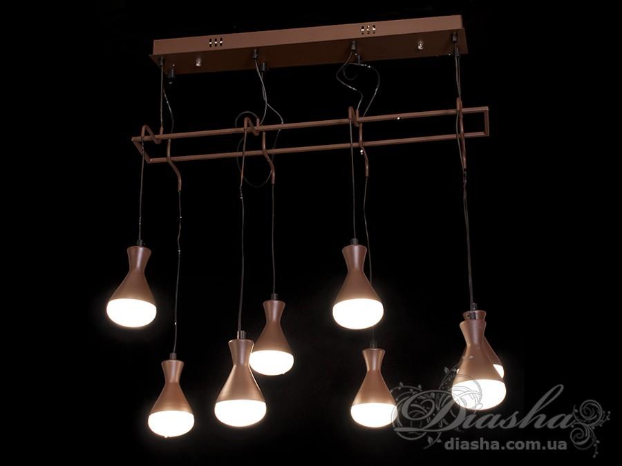 Современная светодиодная люстра, 40WСветодиодные люстры, Люстры LED, Подвесы LED