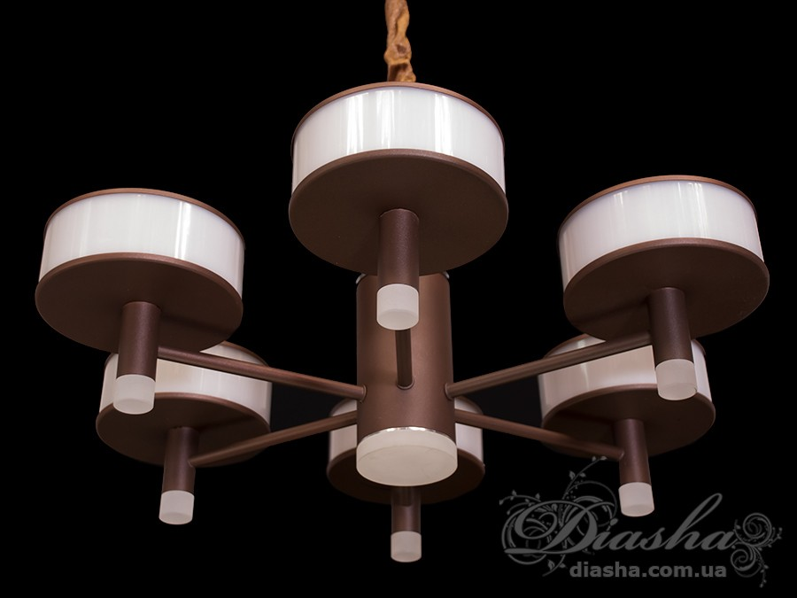 Современная светодиодная люстра, 65WСветодиодные люстры, Люстры LED, Подвесы LED