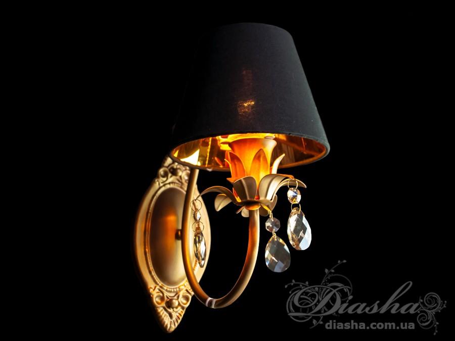 Классические люстры и бра этой модели с обыкновенными лампами накаливания или экономками на патрон Е14 помогут весеннему настроению надолго задержаться в вашем интерьере!