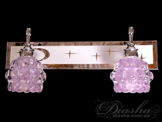 Подсветка для зеркала на 2 лампыСпоты, Источники направленного света