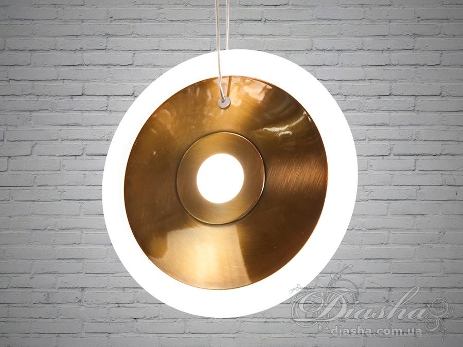 Люстра светодиодная в скандинавском стиле 10WПодвесы LED, Минимализм, Светильники