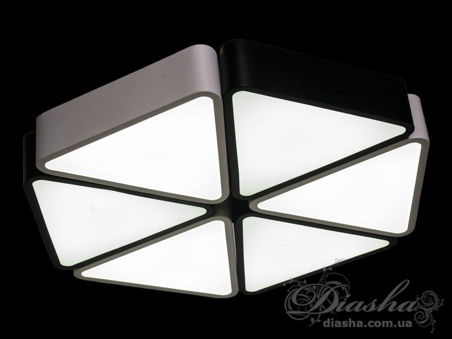 Светильник с регулируемым цветом свеченияПотолочные люстры, Светодиодные люстры, светодиодные панели, Люстры LED, Новинки