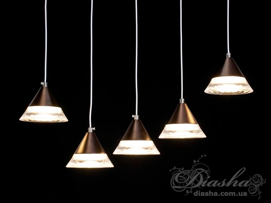 Современная светодиодная люстра, 35WСветодиодные люстры, Люстры LED, Подвесы LED
