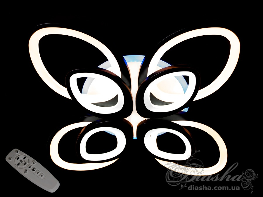 Сверхъяркая светодиодная люстра 240WПотолочные люстры, Светодиодные люстры, Люстры LED, Потолочные, Новинки