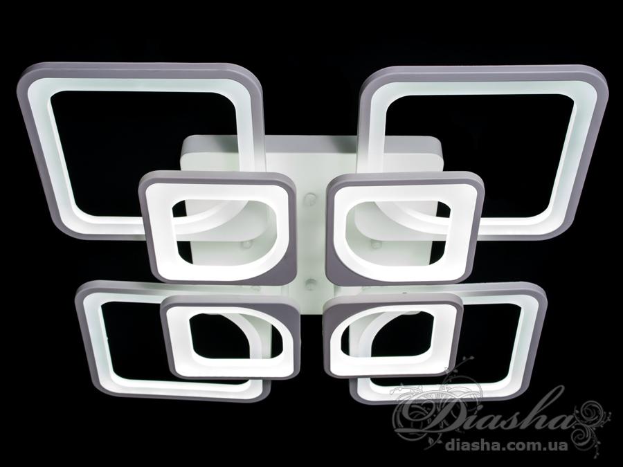 Сверхъяркая светодиодная люстра, 165WПотолочные люстры, Светодиодные люстры, Люстры LED, Потолочные