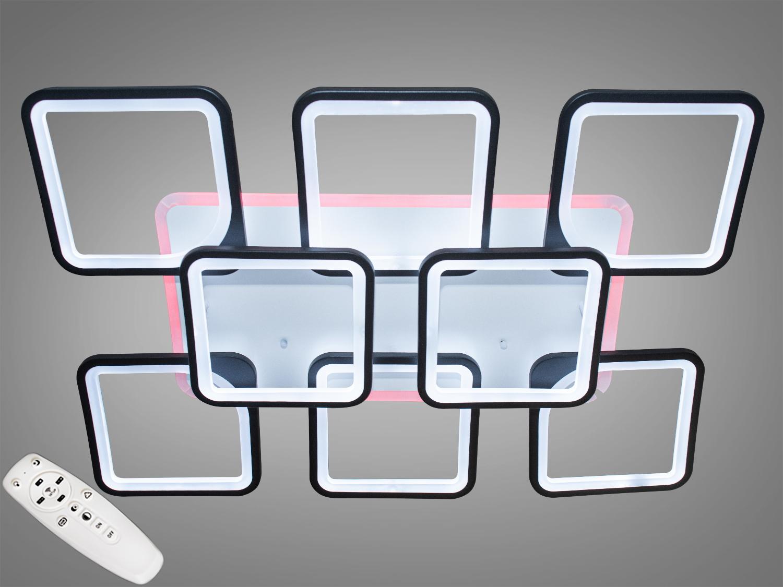 Потолочная люстра с диммером и LED подсветкойСерия