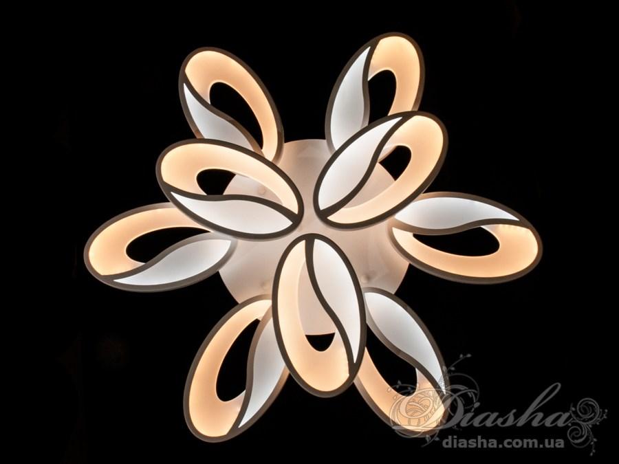 Потолочная светодиодная люстра, 170WПотолочные люстры, Светодиодные люстры, Люстры LED, Потолочные, Новинки