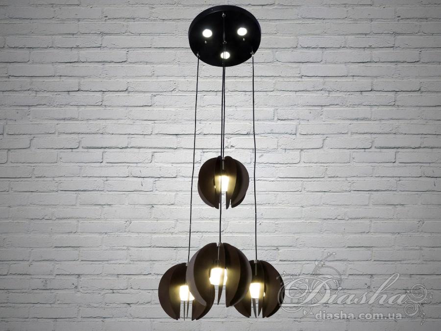 Светодиодная люстра в стиле