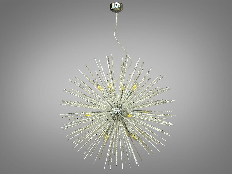 Лаконичный и в тоже время очень стильный дизайн этой люстры на 9 ламп в стиле лофт подойдет для ценителей минимализма и свободы мысли в интерьере. Стиль «Лофт» сейчас очень популярен, его любят как творческие личности, так и весьма практичные люди, предпочитающие комфорт и простоту в интерьере. Люстры в стиле «лофт» идеально впишутся в современные дома, квартиры, кафе, арт-пространства, коворкинги, квеструмы. За счет регулировки шнура можно подобрать оптимальную высоту светильника.