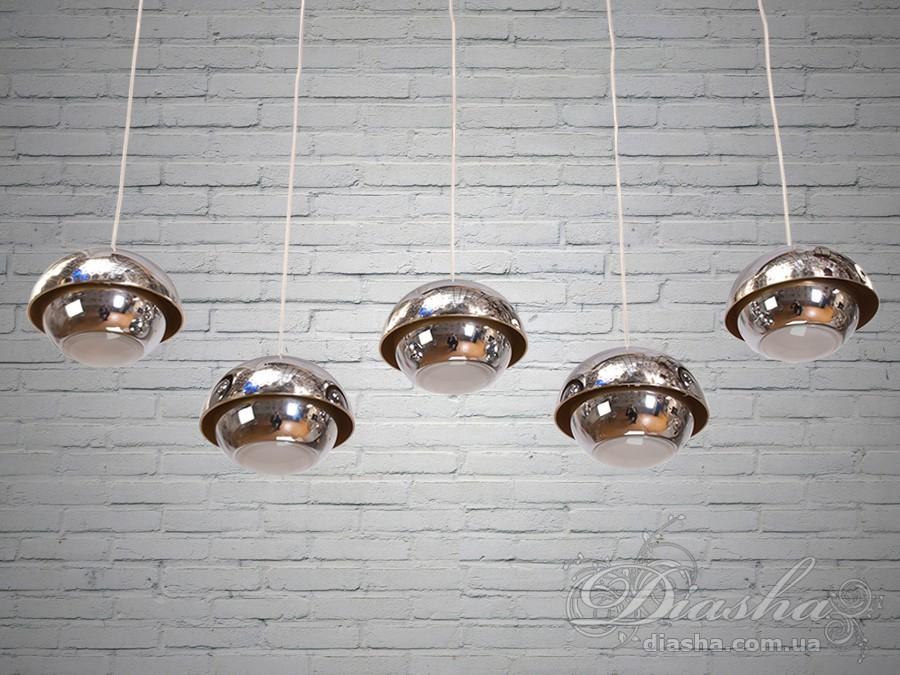 Светодиодный подвес в стиле Нордик 50WПодвесы LED, Минимализм, Светильники