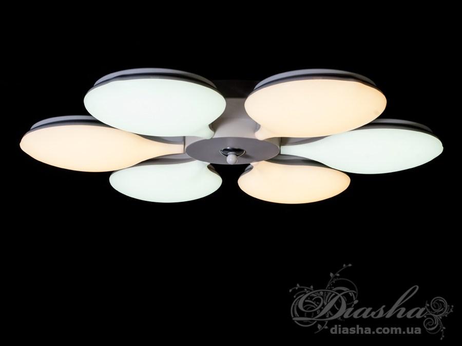 Светильник с регулируемым цветом свечения 100WПотолочные люстры, Светодиодные люстры, светодиодные панели, Люстры LED
