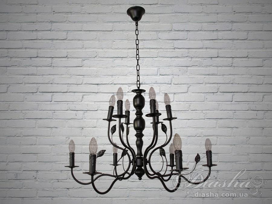 Люстра Loft на 12 лампСветильники