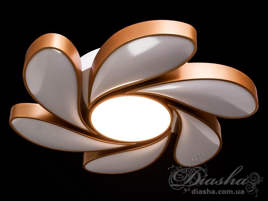 Светильник с регулируемым цветом свечения 75WПотолочные люстры, Светодиодные люстры, светодиодные панели, Люстры LED