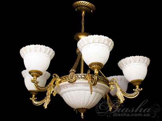 Люстра в античном стилеЛюстры классика, Римская серия, Новинки