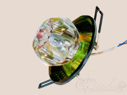 Точечный светильникВрезка, Точечные светильники