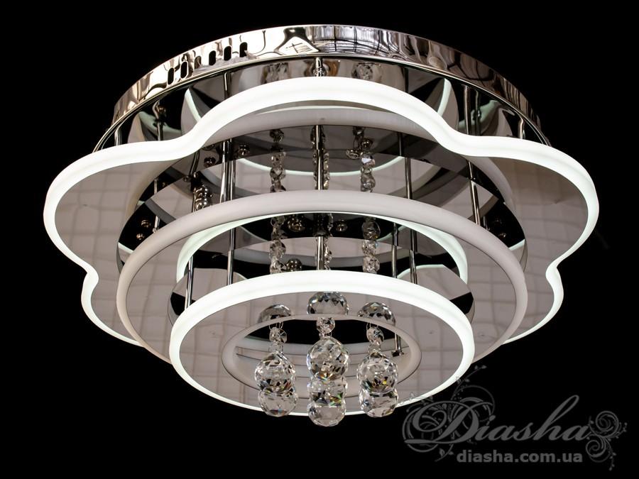 Светодиодная люстра «торт», 65WПотолочные люстры, Люстра