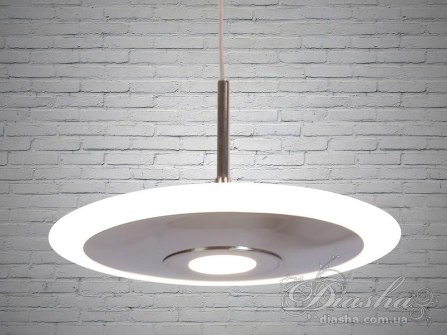 Люстра в стиле Loft, 10WПодвесы LED, Минимализм, Светильники
