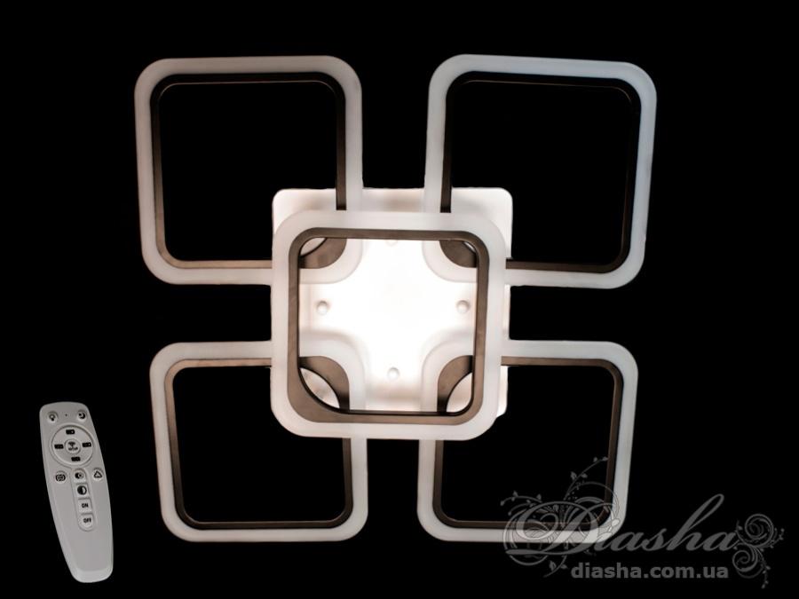 Светодиодная люстра 95WПотолочные люстры, Светодиодные люстры, Люстры LED, Потолочные, Новинки