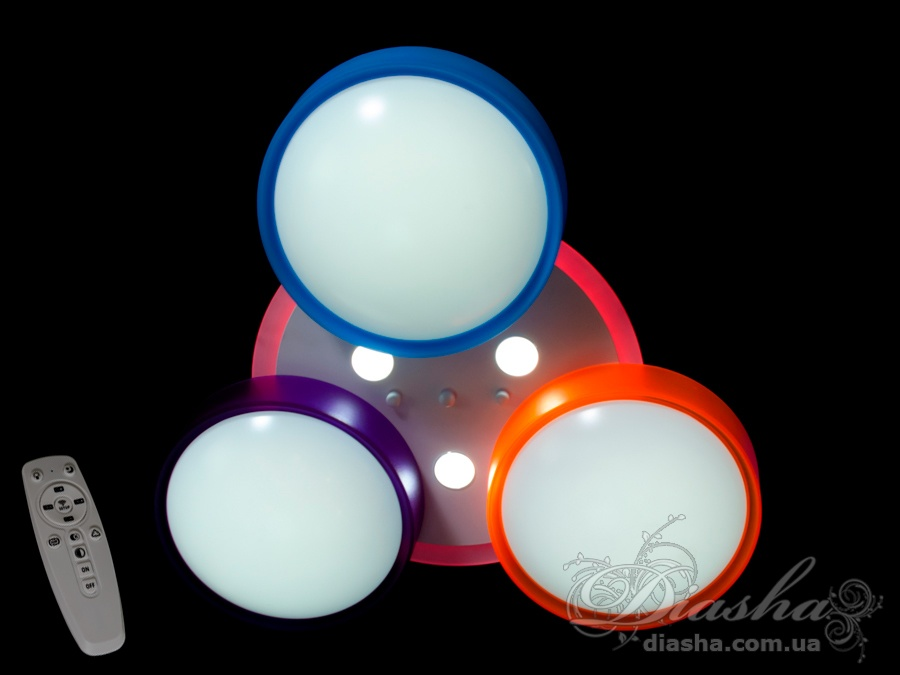 Идеальная люстра для детской комнаты 85WПотолочные люстры, Светодиодные люстры, светодиодные панели, Люстры LED, Новинки