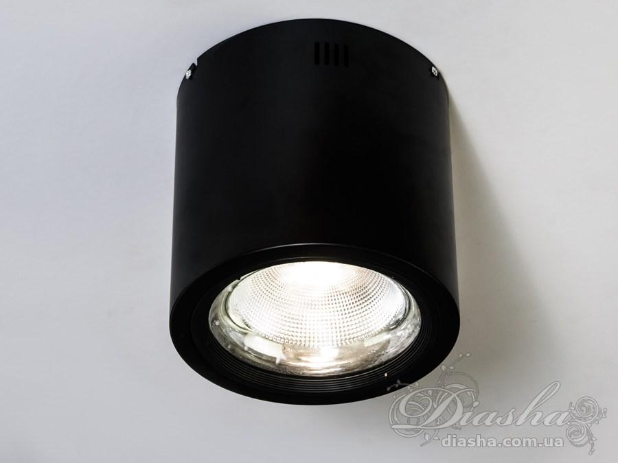 Накладной светодиодный точечный светильник 30WLED downlights, Источники направленного света, Точечные светильники, Подсветка для витрин, Накладные точечные светильники, Новинки