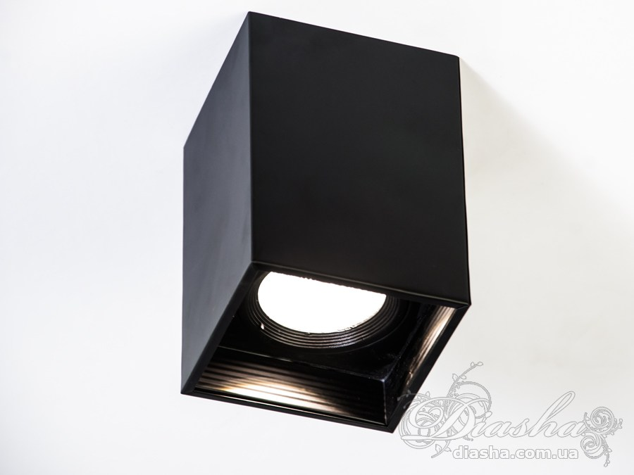 Накладной светодиодный точечный светильник 10WLED downlights, Источники направленного света, Точечные светильники, Подсветка для витрин, Накладные точечные светильники, Новинки