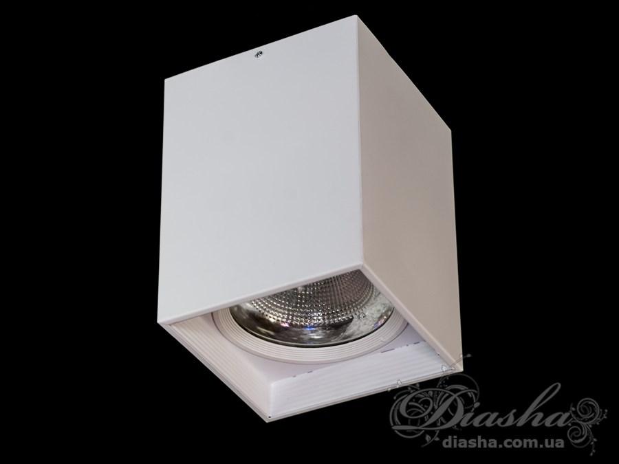 Накладные точечные светильники предназначены для яркого акцентного освещения. Они могут эффектно осветить барную стойку, рабочую поверхность, или к примеру витрину магазина. Строгая стильная форма накладного точечного светильника гармонично вписывается в современные интерьеры. А световой поток с широким цветовым охватом создаёт визуальный комфорт как при освещении солнечным светом, заставляя все краски интерьера играть в полную силу.Накладные LED светильники идеальное дополнение к современным потолочным светодиодным люстрам. Преимущества по сравнению со врезными точечными светильниками:больший диапазон мощностей,нет привязки к диаметру отверстия, при установке можно обойтись полностью без него,не требует гипсокартонного короба, больше нет необходимости опускать потолок для размещения точечных светильников,лучшая вентиляция светодиода - больший срок работы светильника,наличие большого отражателя - более четкое формирование светового потока,большая поверхность люминофора светодиода - ровнее спектр свечения.