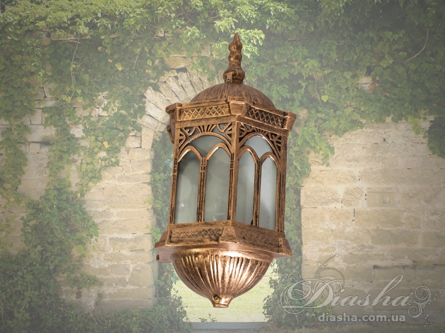 Настенный садово-парковый светильник