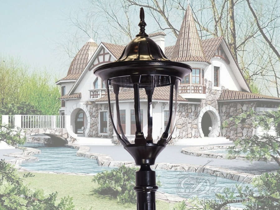Фонарь садово-парковыйсадовые светильники, уличные светильники, Фонари парковые