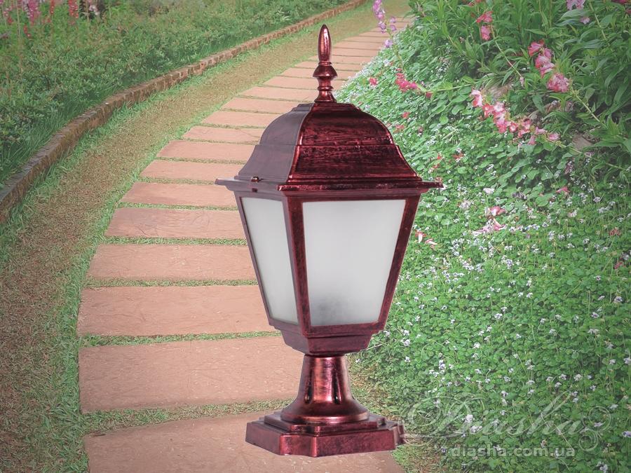 Светильник садово-парковыйсадовые светильники, уличные светильники, светильники на забор
