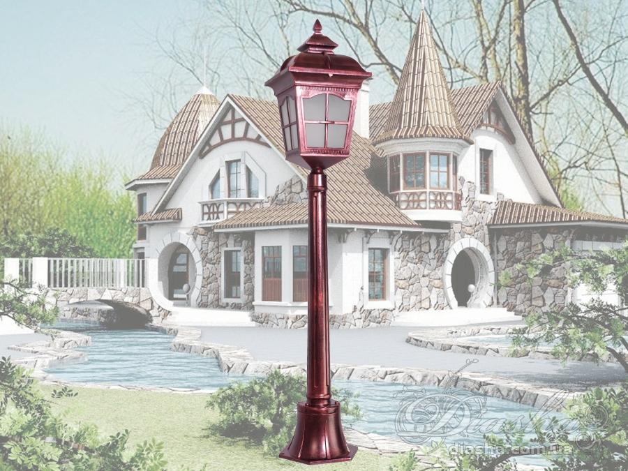 Фонарь садово-парковый садовые светильники, уличные светильники, Фонари парковые