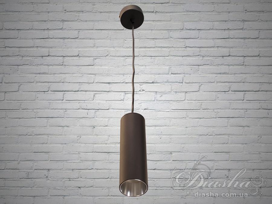 Светильник-подвес под лампу MR-16Источники направленного света, Точечные светильники, Подсветка для витрин, Накладные точечные светильники, Светильники-тубы