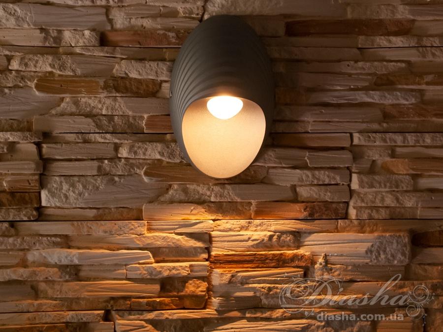 Однолучевая архитектурная LED подсветка светильник-ракушкаФасадные светильники, LED светильники, уличные светильники, Архитектурная подсветка