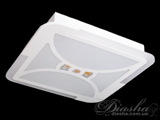 Потолочная люстра (Уценка)Потолочные люстры, светодиодные панели, Светодиодные люстры, Люстры LED, Распродажа