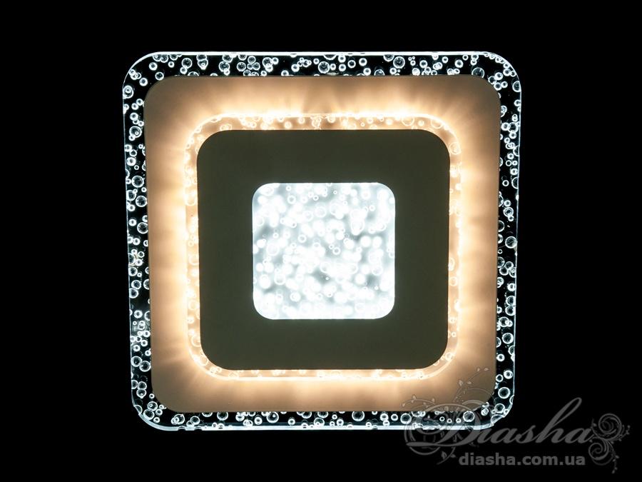 Потолочный светодиодный светильник 40WПотолочные люстры, Светодиодные люстры, Люстры LED, Потолочные, светодиодные панели, Новинки