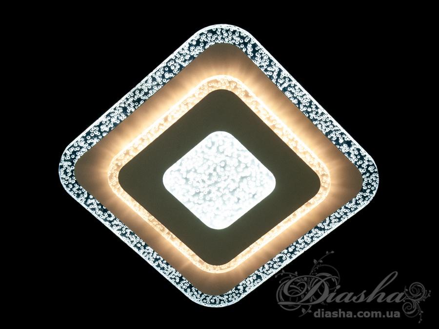 Потолочный светодиодный светильник 45WПотолочные люстры, Светодиодные люстры, Люстры LED, Потолочные, светодиодные панели, Новинки