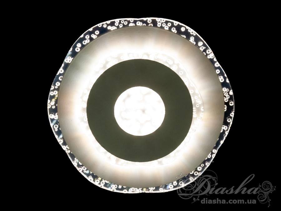 Потолочный светодиодный светильник 28WПотолочные люстры, Светодиодные люстры, Люстры LED, Потолочные, светодиодные панели, Новинки