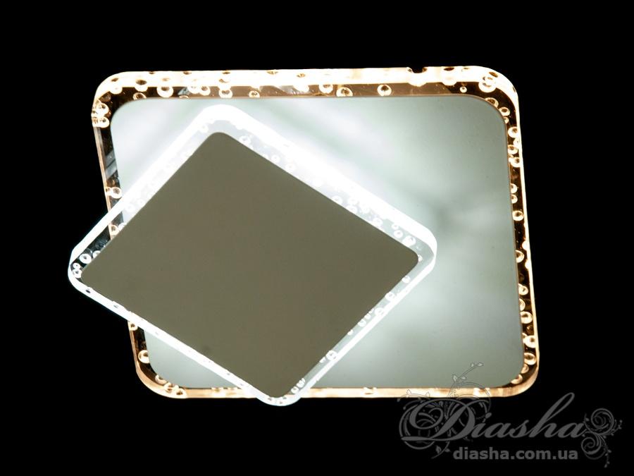 Потолочный светодиодный светильник 18WПотолочные люстры, Светодиодные люстры, Люстры LED, Потолочные, светодиодные панели, Новинки