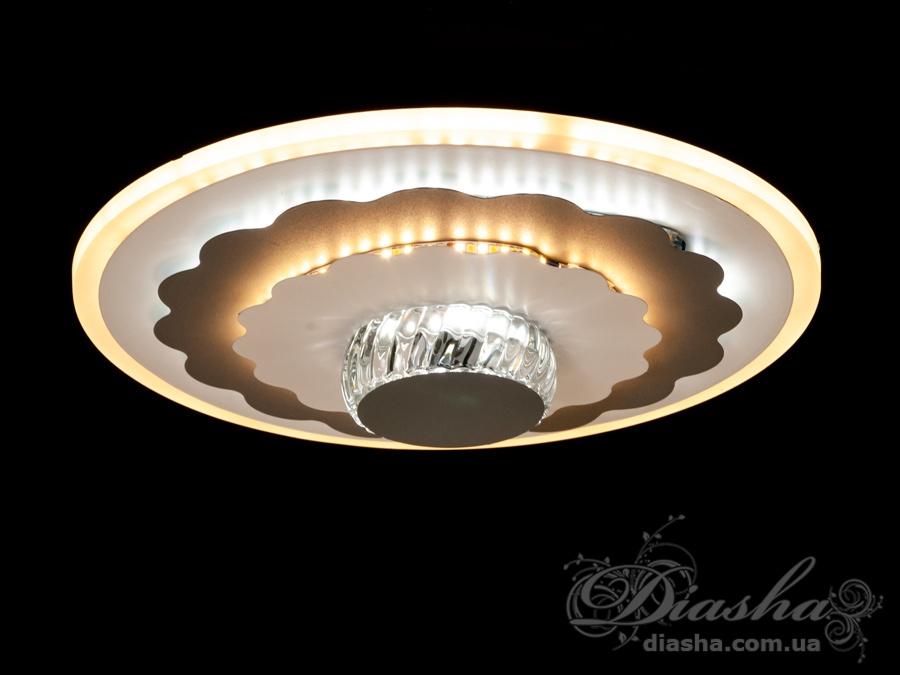 Светодиодный светильник настенно-потолочный 60WСветодиодные бра, светодиодные панели, Светодиодные люстры, Светильники-таблетки