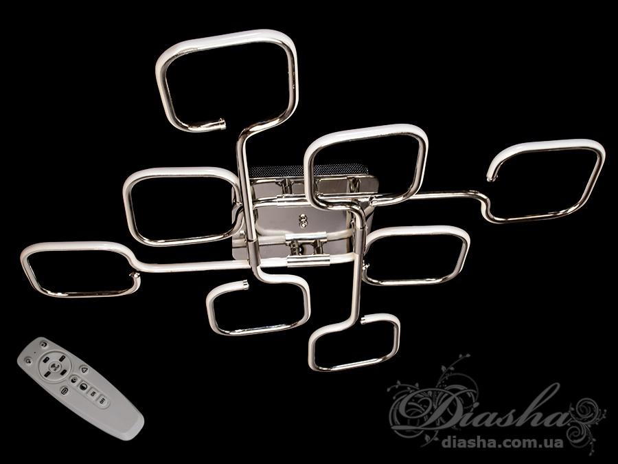 Потолочная светодиодная люстра 150WПотолочные люстры, Светодиодные люстры, Люстры LED, Потолочные, Новинки