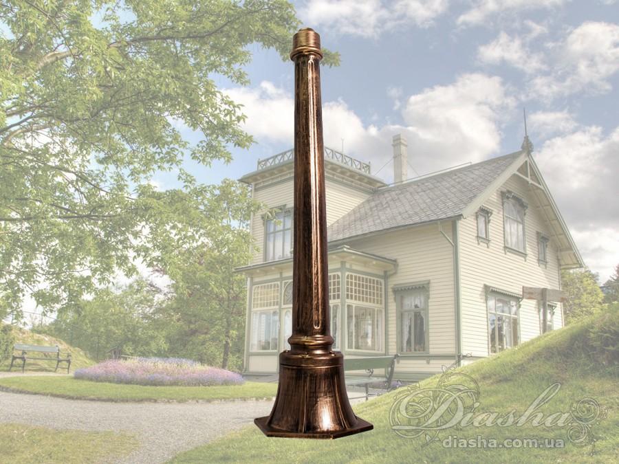 Основание столб для садово-паркового светильникасадовые светильники, уличные светильники, Фонари парковые