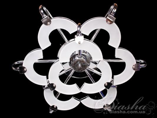 Современная светодиодная люстраСветодиодные люстры, Люстры LED, Потолочные, Новинки