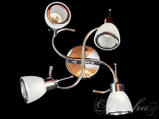 Спот (Настенно-потолочный светильник)Споты, Бра